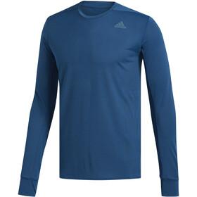 adidas Supernova Camiseta manga larga running Hombre, legend marine